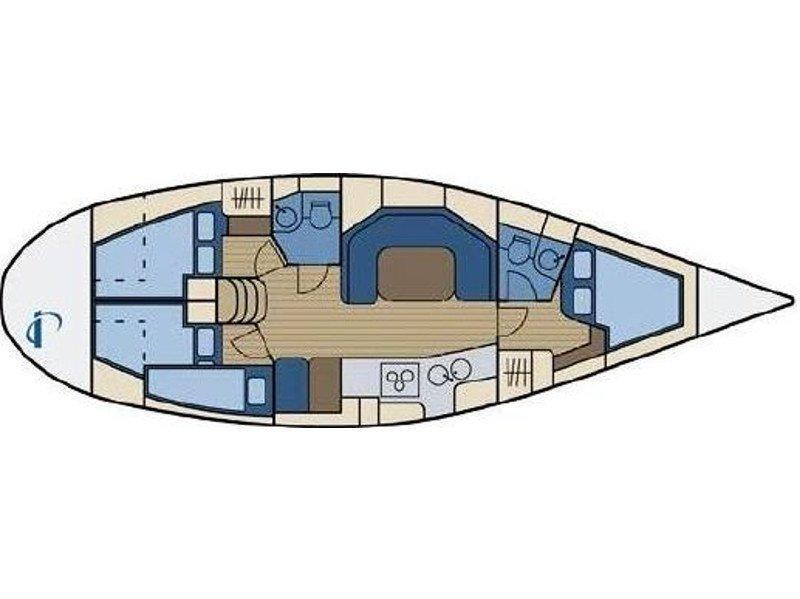 Elan 38 (Palau) Plan image - 10
