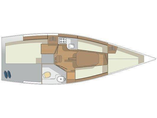 Nautiner 30S Race (Satori) Plan image - 11