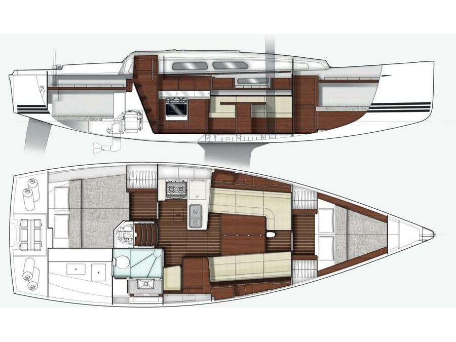 Xc 35 (2018) (LADY X ) Plan image - 9