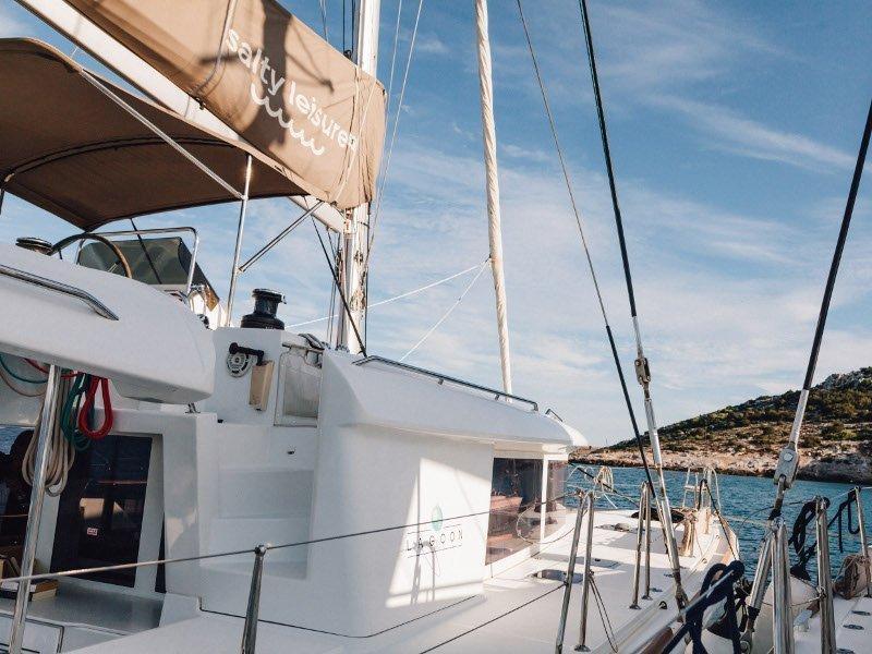 Lagoon 450 (Poseidon)  - 5