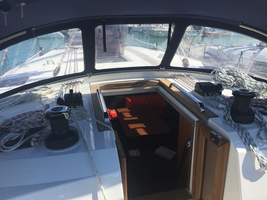 Bavaria Cruiser 51 (Shiba (WM, Inverter))  - 15