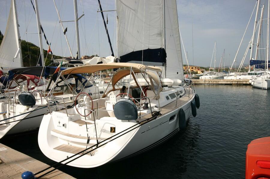 Sun Odyssey 42i (Nihal)  - 3