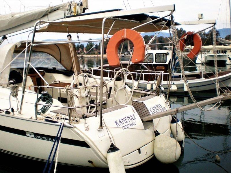 Bavaria 40 Cruiser S (Canenas)  - 5