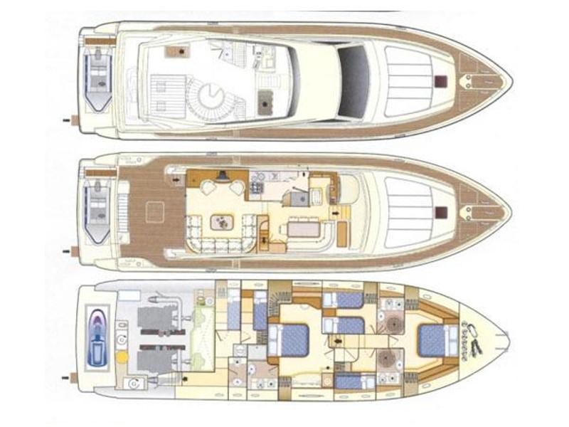 Ferretti 68 (Pax) Plan image - 1