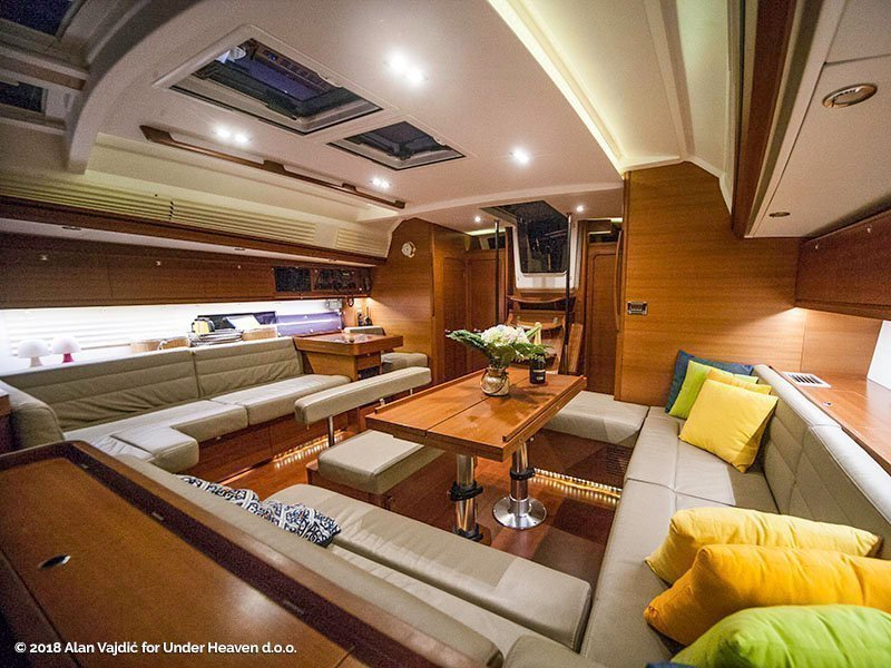 Dufour 560 Grand Large (LETO - fully equipped)  - 22