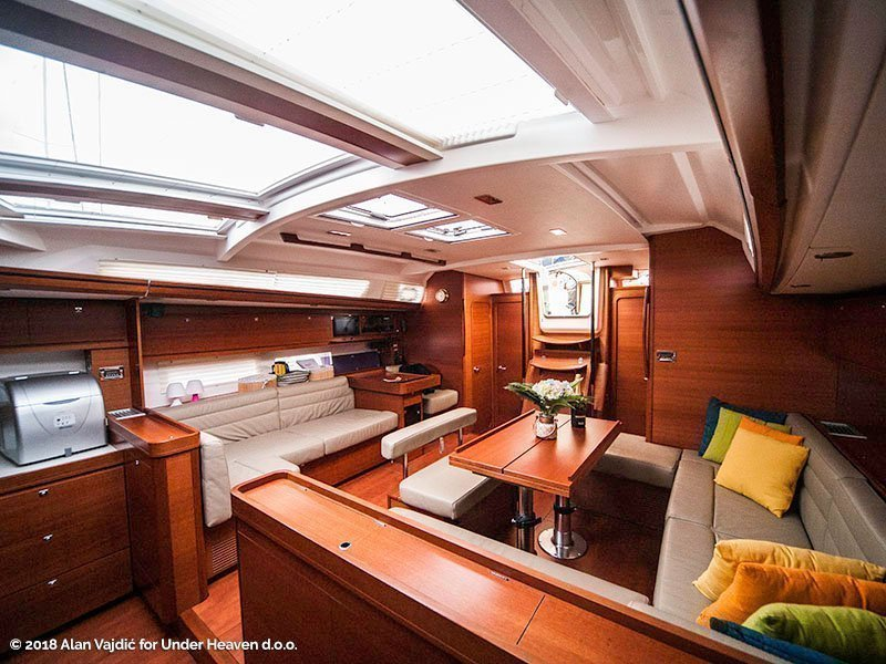 Dufour 560 Grand Large (LETO - fully equipped)  - 29
