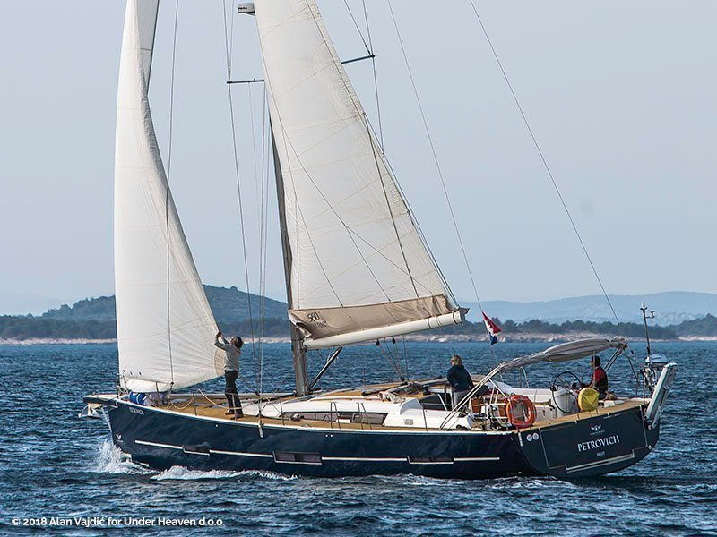 Dufour 56 Exclusive (BAZILIO - fully equipped)  - 8