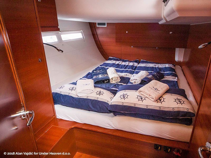 Dufour 56 Exclusive (BAZILIO - fully equipped)  - 28