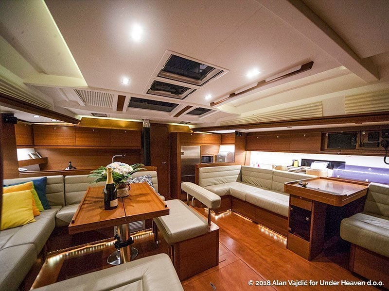 Dufour 56 Exclusive (BAZILIO - fully equipped)  - 22