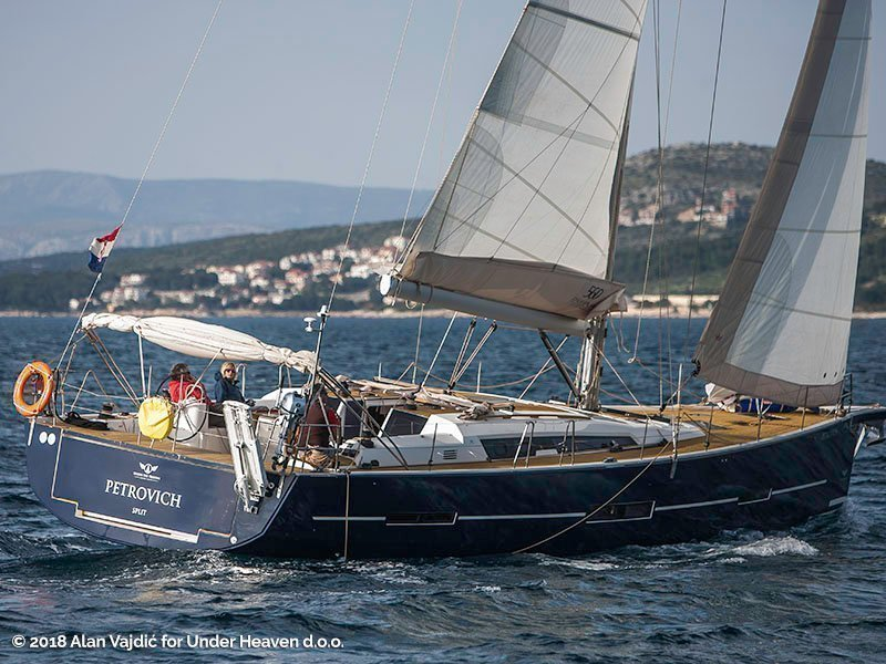 Dufour 56 Exclusive (KAZKA - fully equipped)  - 13