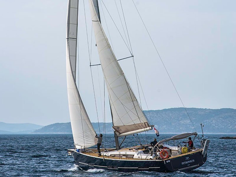 Dufour 56 Exclusive (KAZKA - fully equipped)  - 26