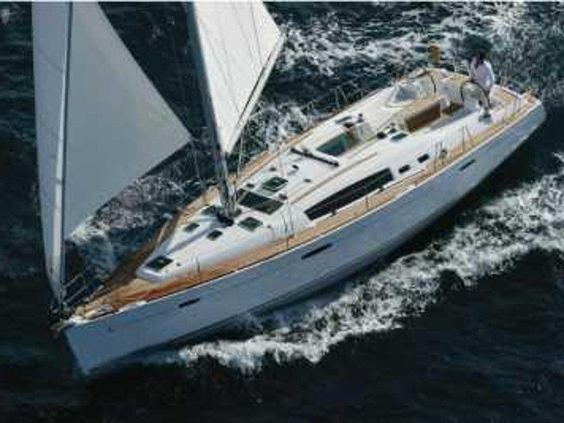 Oceanis 43 (Beluga) Main image - 0