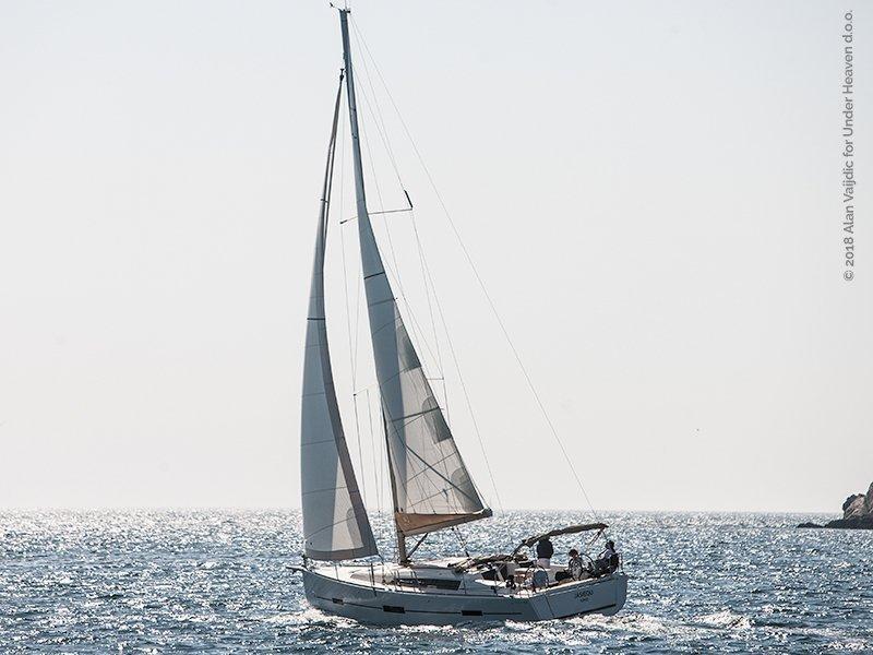 Dufour 412 Grand Large (Jasiequ (blue hull))  - 8
