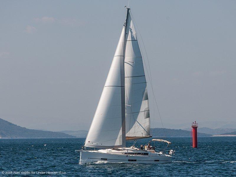 Dufour 412 Grand Large (Jasiequ (blue hull))  - 5