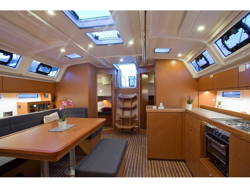 Bavaria 46 Cruiser (Avatar) Interior image - 8