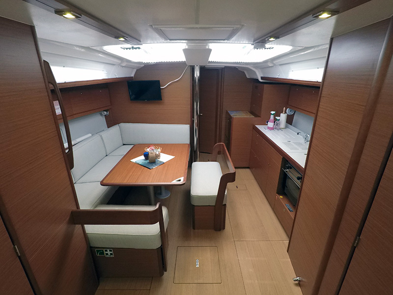 Dufour 430 GL (Magdalena - NEW 2020!) Interior image - 23