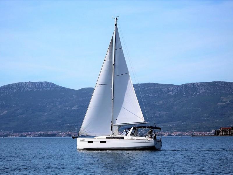 Beneteau Oceanis 35 (JEAN MICHEL) Main image - 0