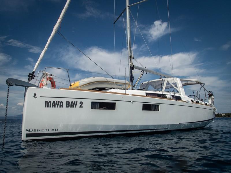 Beneteau Oceanis 35.1 (MAYA BAY 2 with AC)  - 2