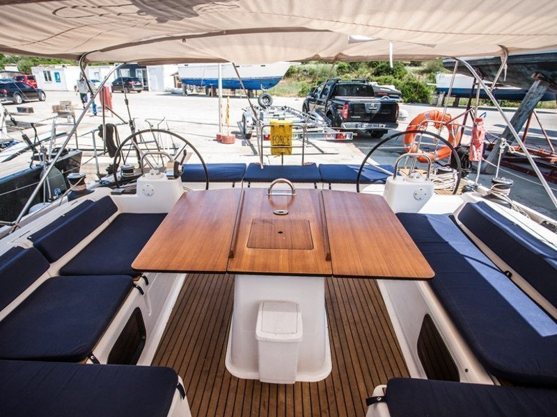 Dufour 56 Exclusive (KAZKA - fully equipped)  - 28