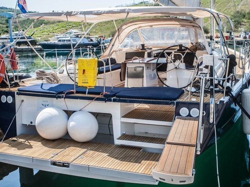 Dufour 56 Exclusive (BAZILIO - fully equipped)  - 10