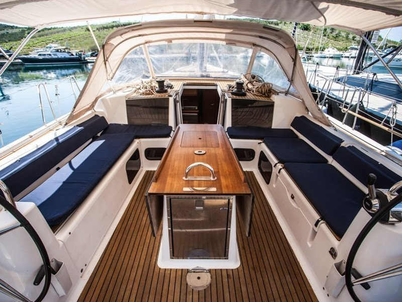 Dufour 56 Exclusive (BAZILIO - fully equipped)  - 12