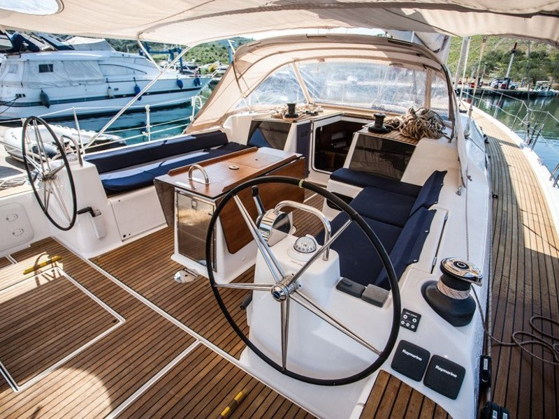 Dufour 560 Grand Large (LETO - fully equipped)  - 21