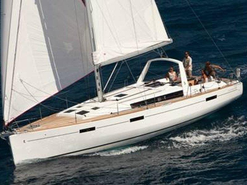 Oceanis 45 (BARBARELLA II) Main image - 0