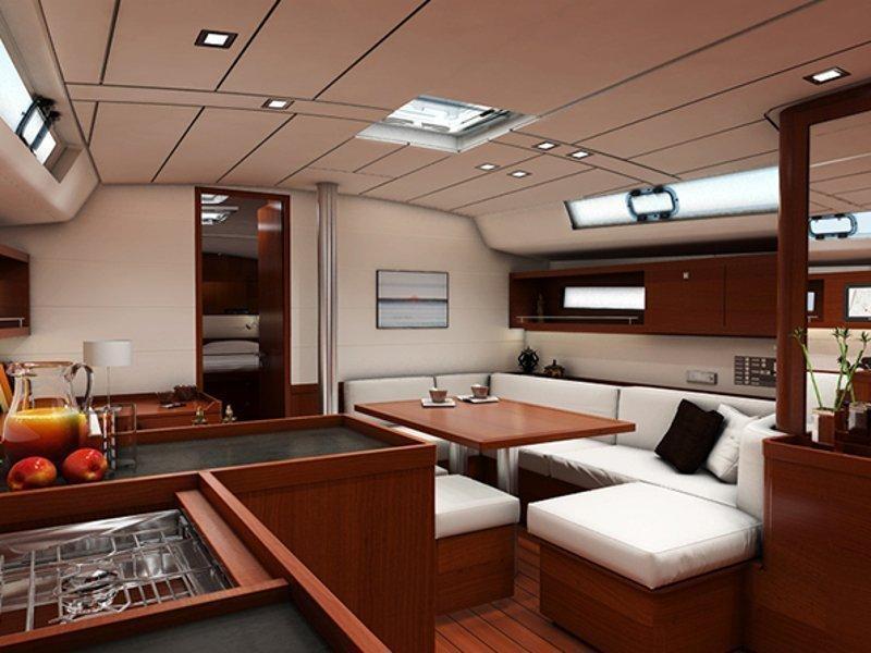 Oceanis 45 (BARBARELLA II) Interior image - 2