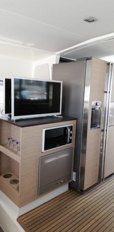 Bali 4.3 - 3 double cabins (Alpaga 2)  - 6