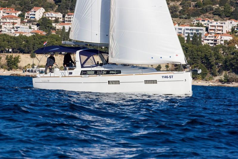 Beneteau Oceanis 38 (ARSEN)  - 7