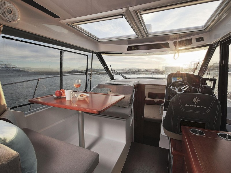 Jeanneau Merry Fisher 895 (MARKO) Interior image - 9