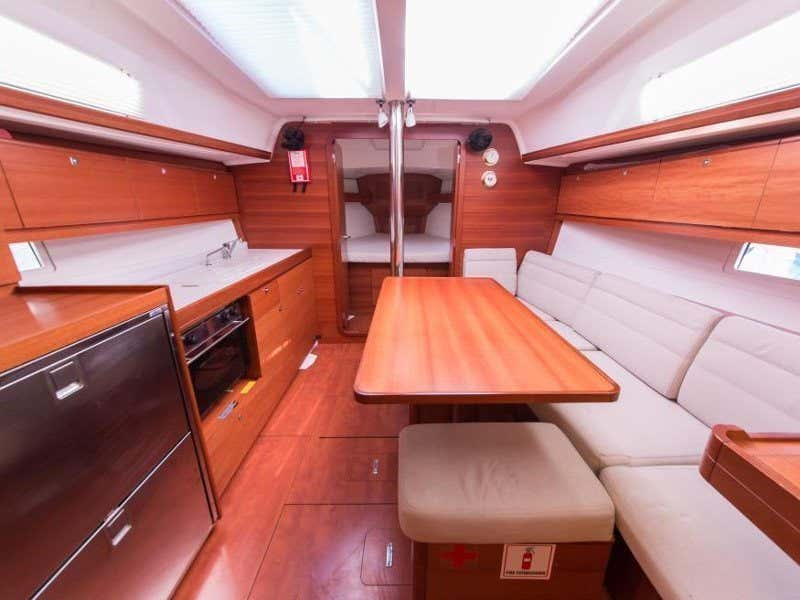 Dufour 382 Grand Large (Amphytrion) Interior image - 12
