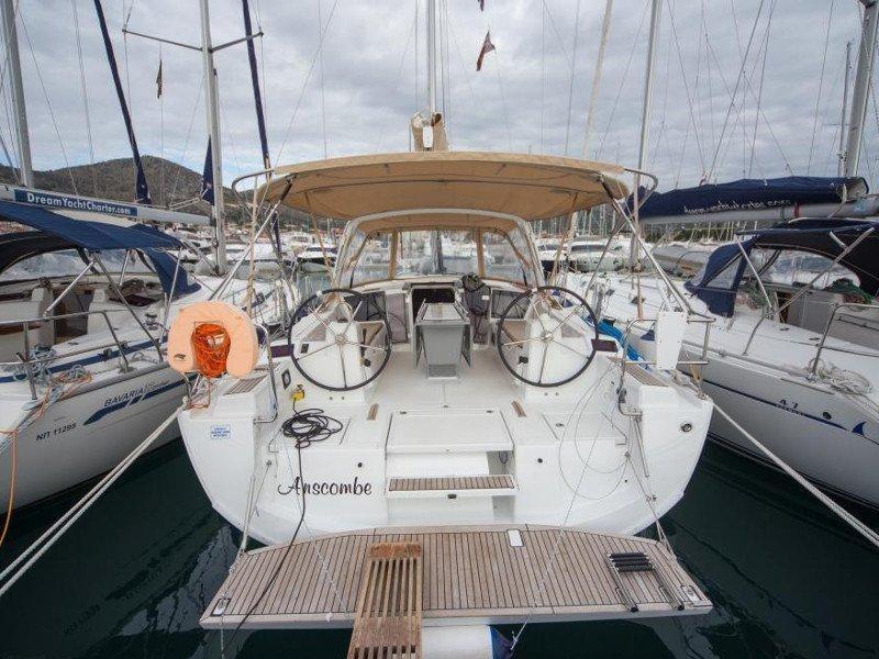 Oceanis 41.1 (Anscombe) Main image - 0