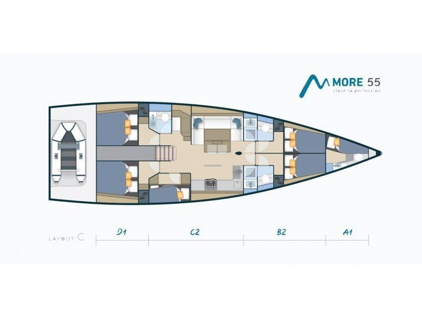 More 55 (SOLID WHITE) Plan image - 7