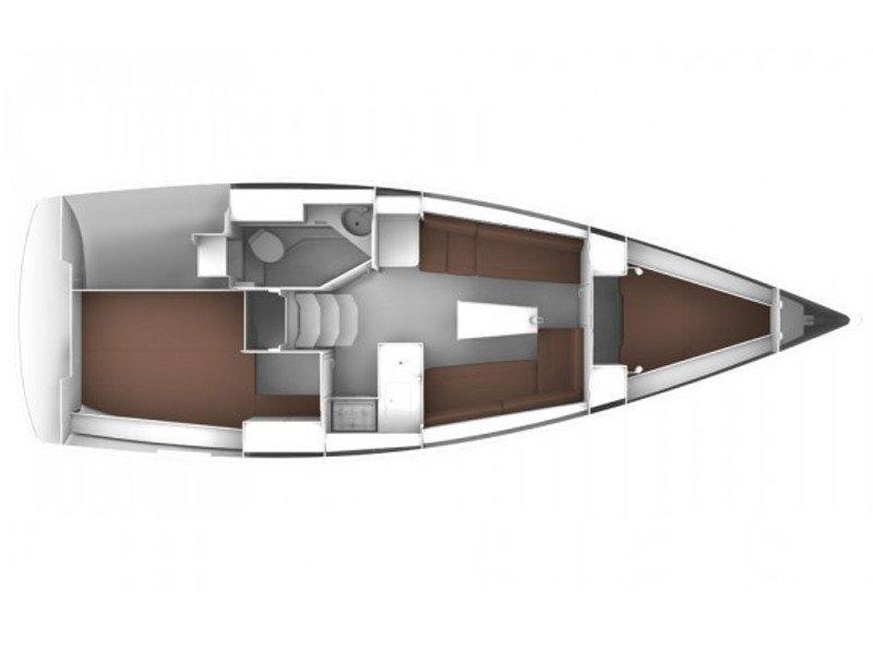 Bavaria Cruiser 33 (4) (Allori) Plan image - 1