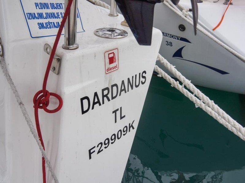 Dufour 382 Grand Large (Dardanus)  - 2