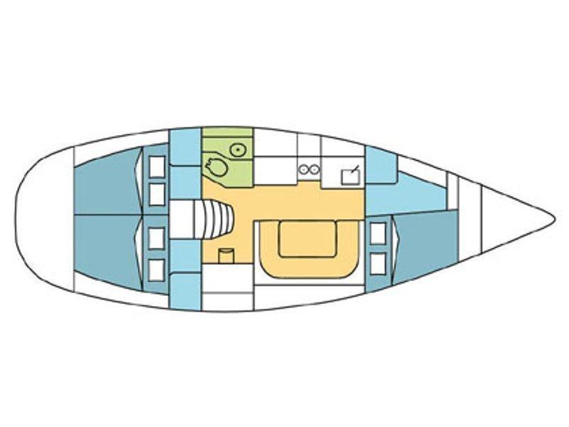 Harmony 38 (Djerba) Plan image - 7