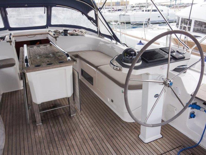 Bavaria Cruiser 56 (La Vestale)  - 5