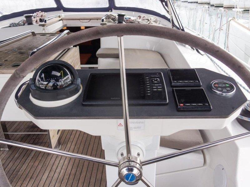 Bavaria Cruiser 56 (La Vestale)  - 17