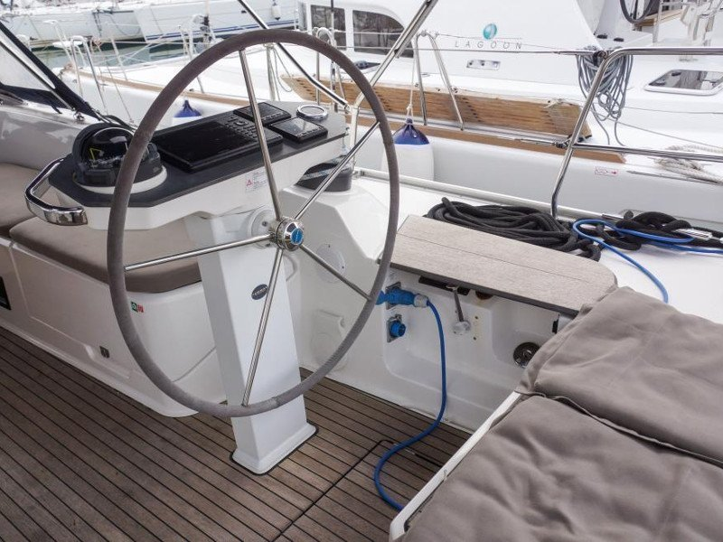 Bavaria Cruiser 56 (La Vestale)  - 21