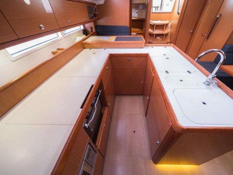 Bavaria Cruiser 56 (La Vestale)  - 15