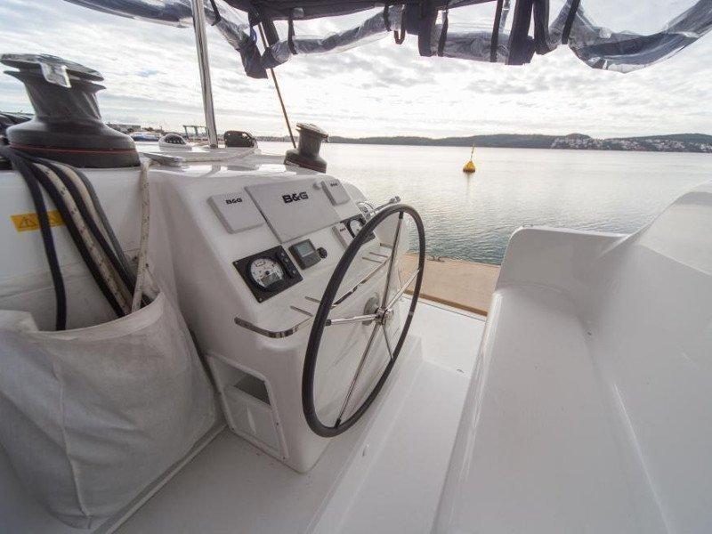 Lagoon 450 Sport (Nathalie)  - 20