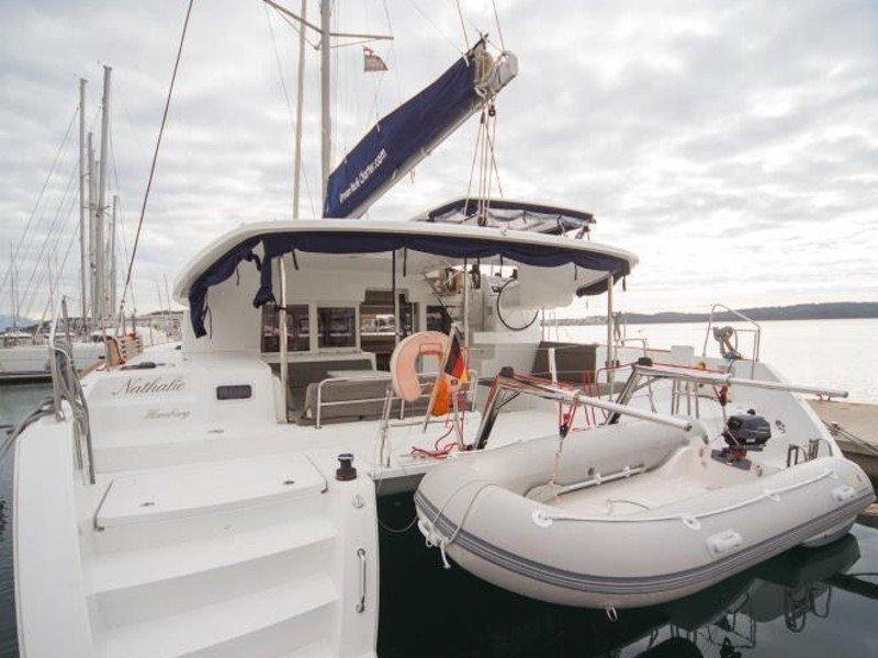 Lagoon 450 Sport (Nathalie)  - 25