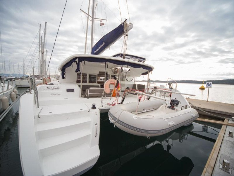 Lagoon 450 Sport (Nathalie)  - 11