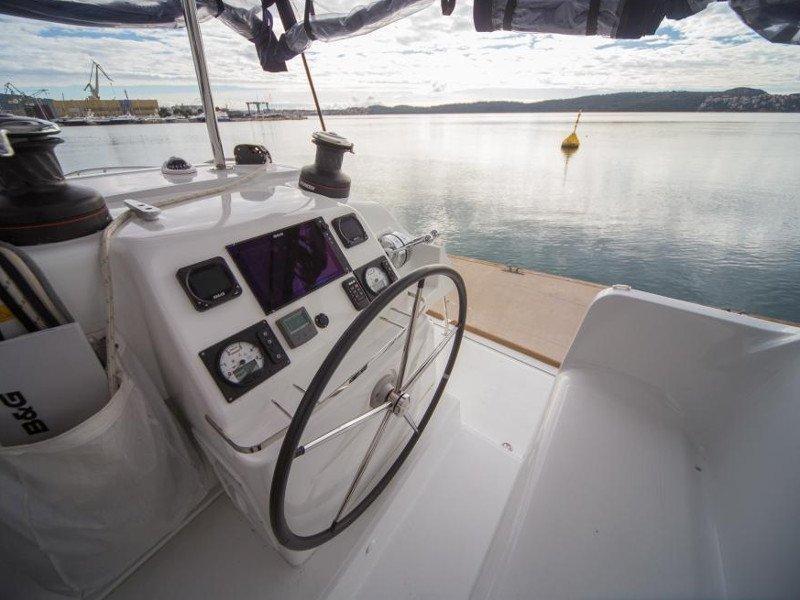 Lagoon 450 Sport (Nathalie)  - 3
