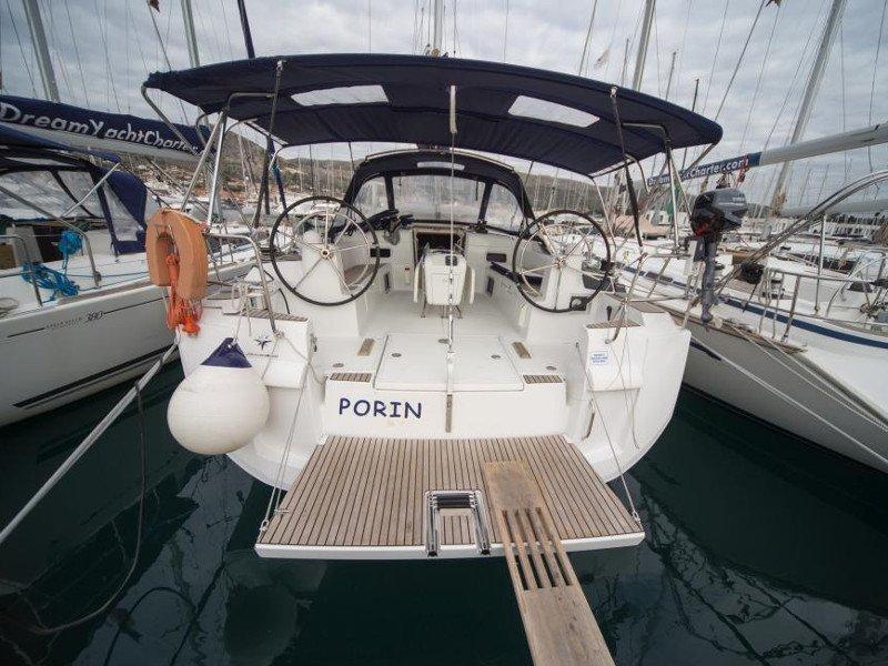 Sun Odyssey 509 (Porin)  - 25