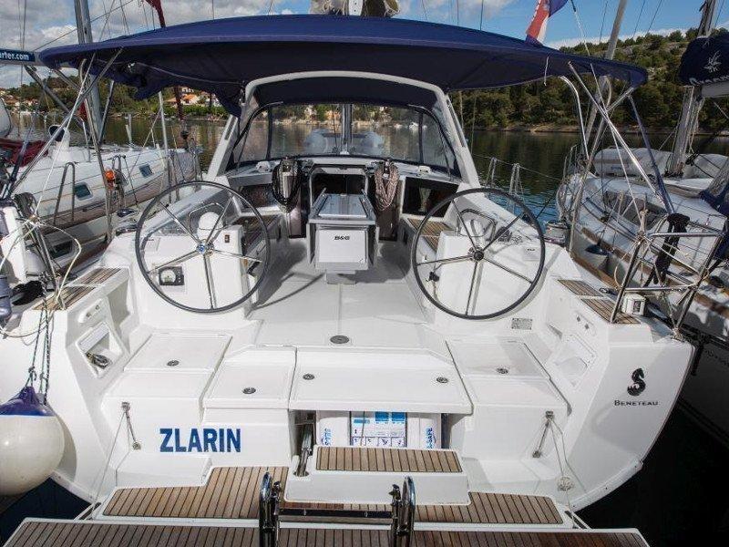 Oceanis 41 (Zlarin)  - 6