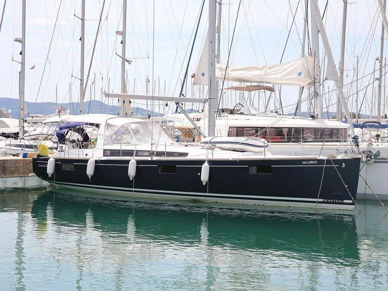 Oceanis 48 (San Clemente ) Main image - 0