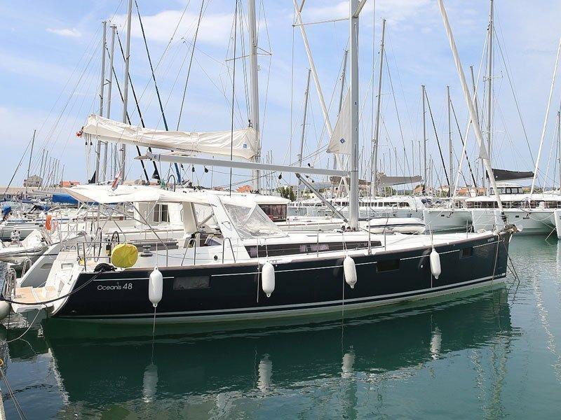 Oceanis 48 (San Clemente )  - 12