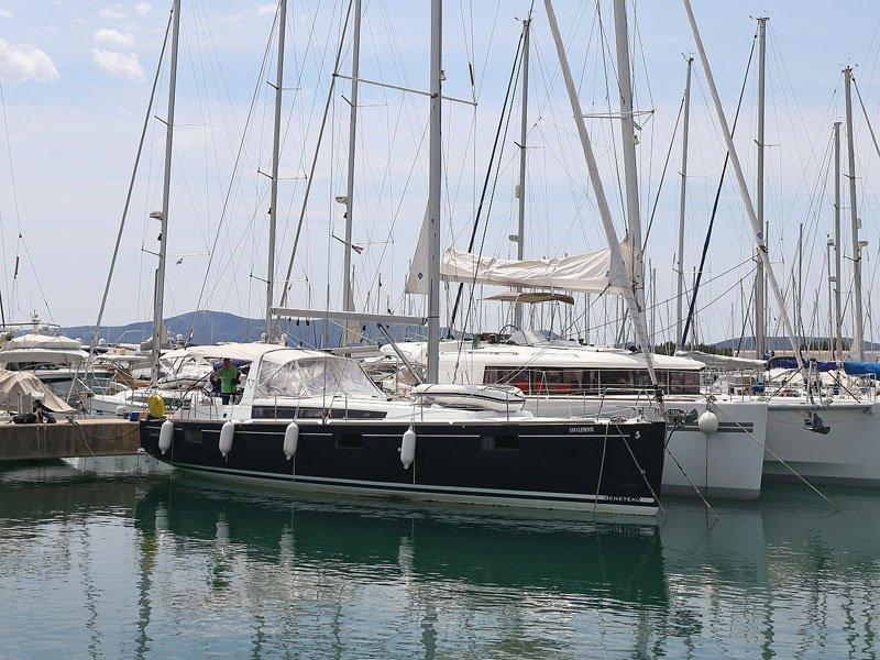 Oceanis 48 (San Clemente )  - 10